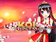 Принцесса Кои - игровой слот с выводом на Яндекс Деньги